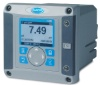 SC200 Universal Controller: 100-240 V AC (North America power cord) with two analog pH/ORP/DO sensor inputs, Modbus RS232/RS485 and two 4-20 mA outputs